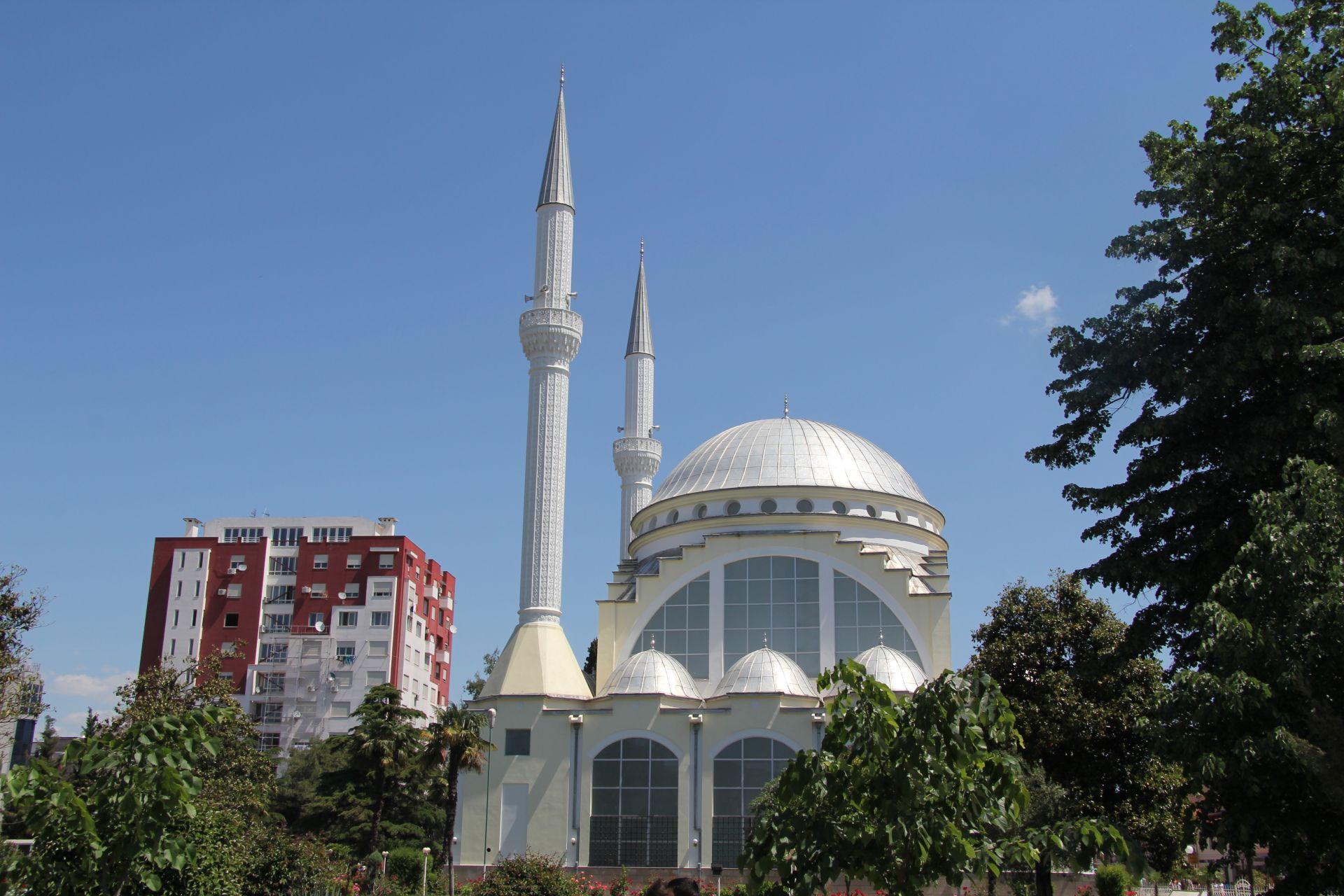 Velika džamija u Skadaru