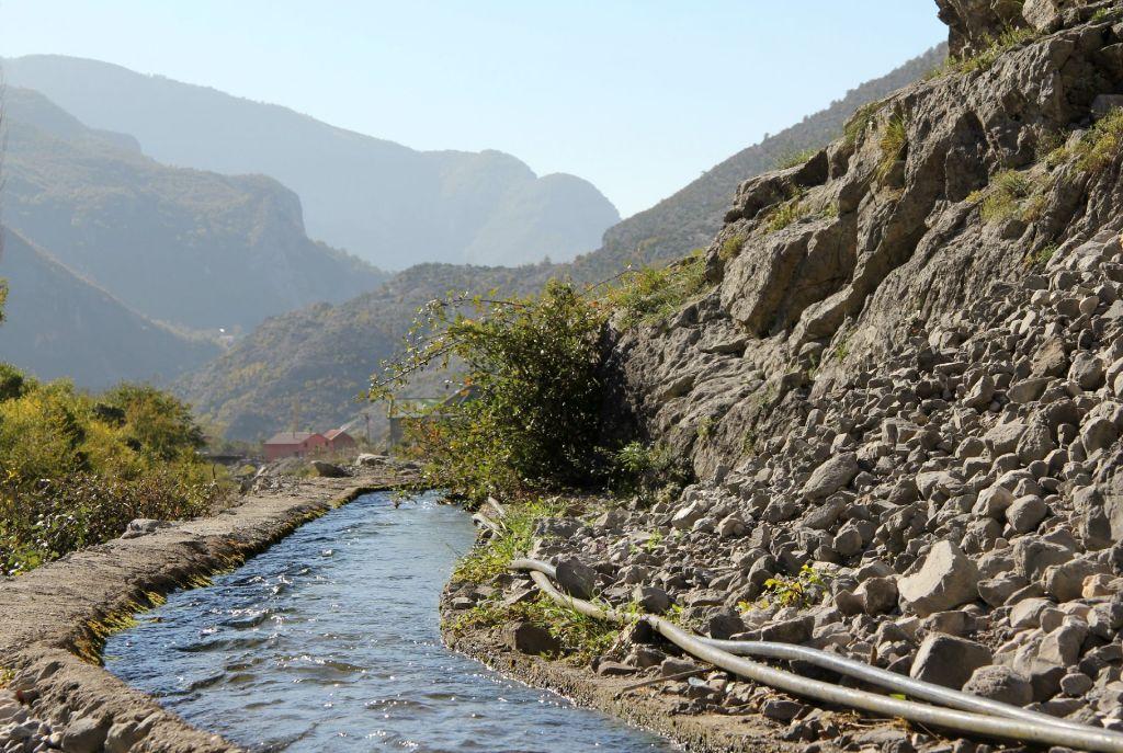 Tamare irrigation system