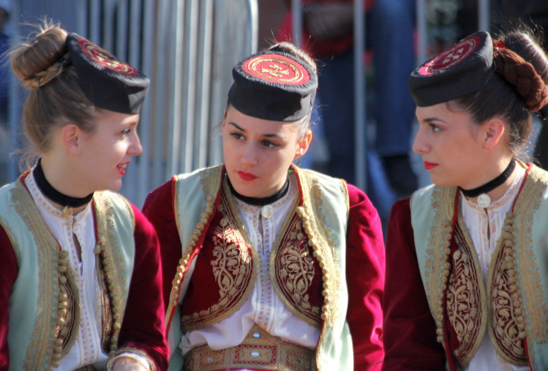 women of montenegro