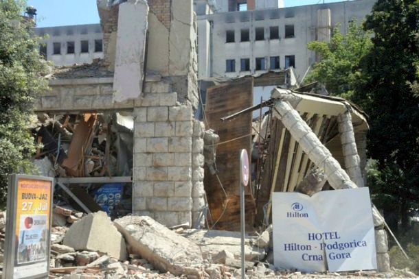 hotel-crna-gora demolished