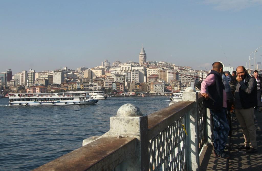 Istanbul1 Galata Bridge