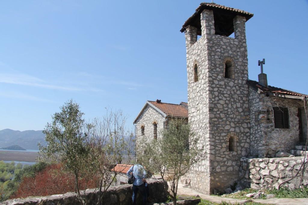 Skadar Lake1 Kom monastery
