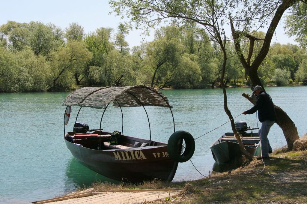 Skadar Lake2 Boat Milica