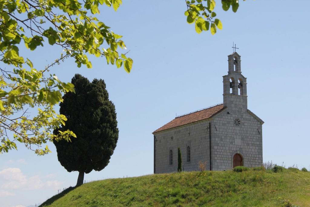 Skadar Lake3 Vrainjina Monastery