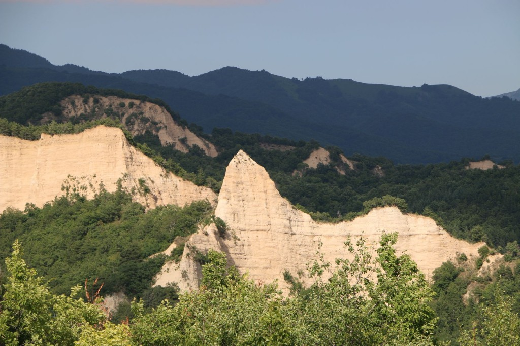 Melnik4 rock formations