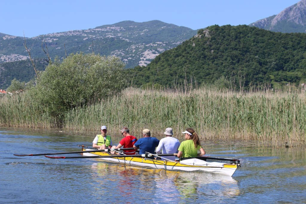 Skadar lake5 kayaking