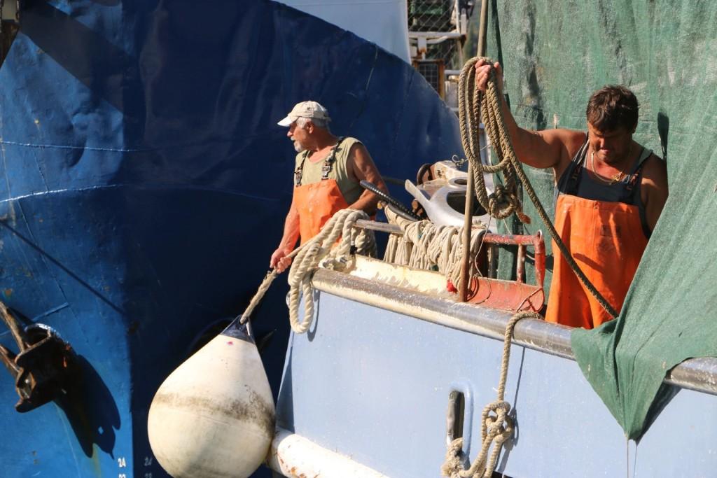 Slano4a fishermen