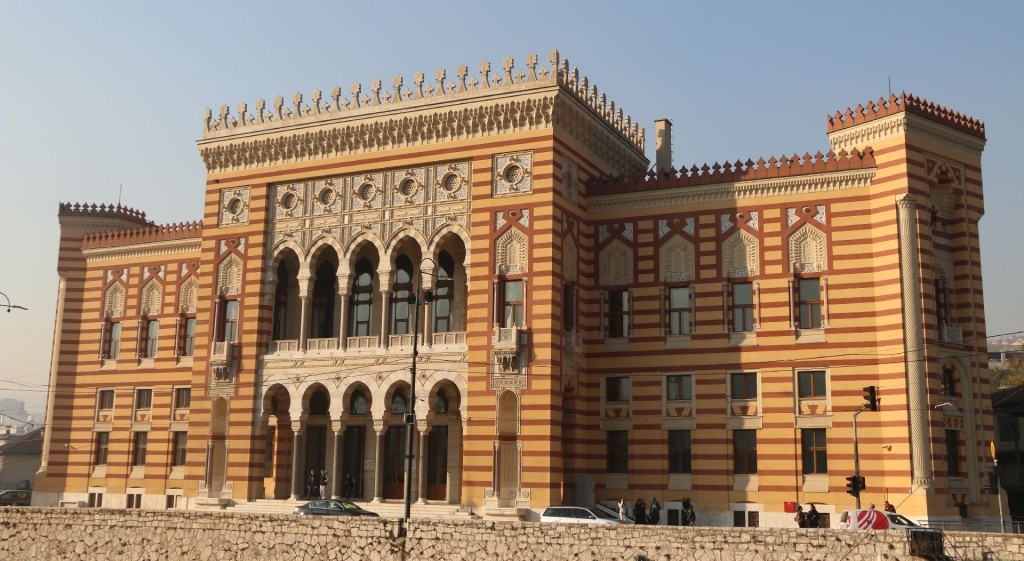 Sarajevo7 Library