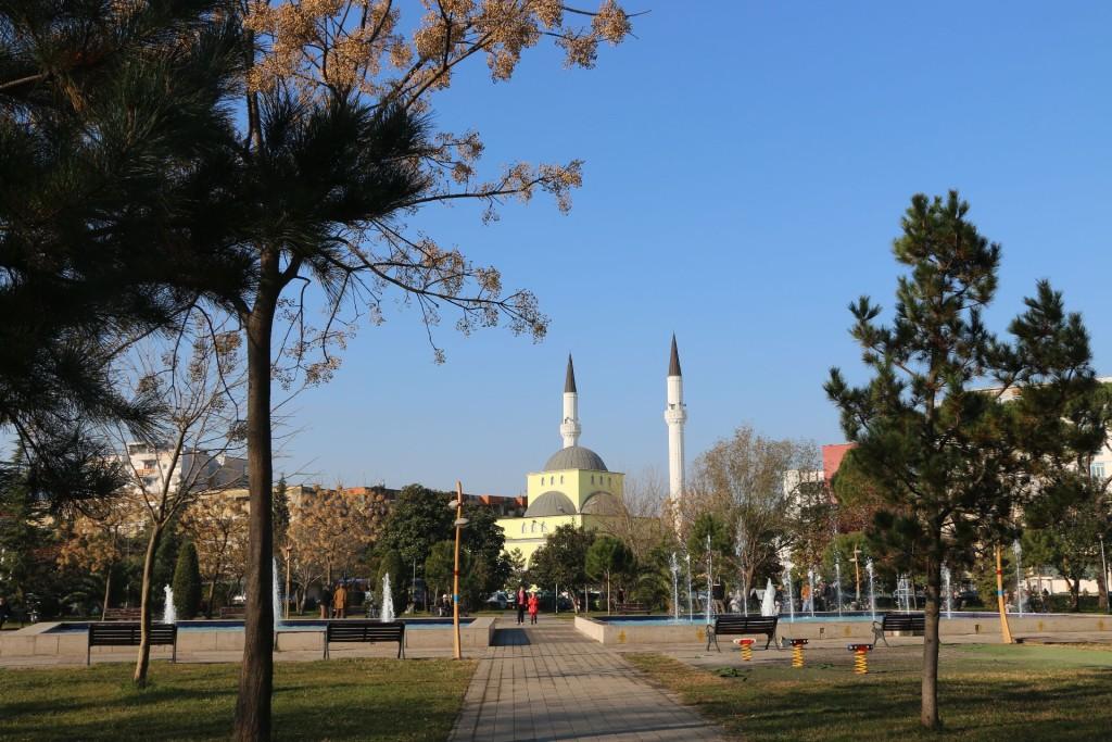 Shkodra centre
