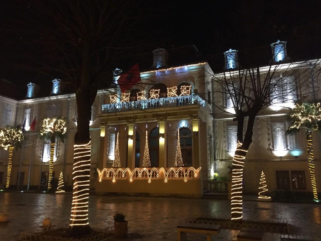 Shkodra city hall