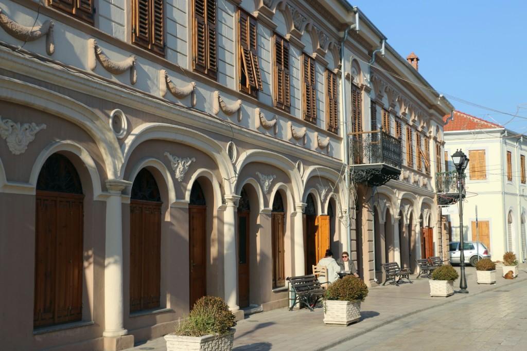 Shkodra old centre