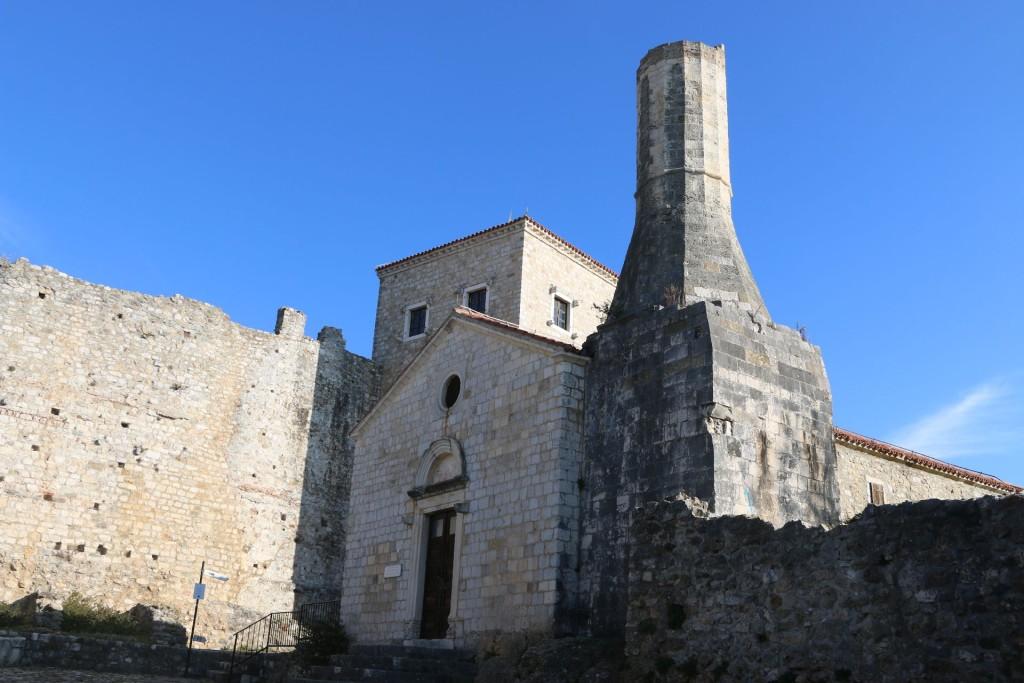 museum ulcinj old town klein