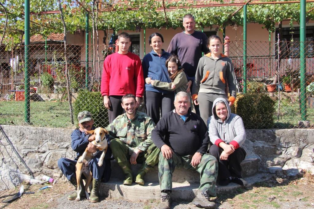Montenegrin family7