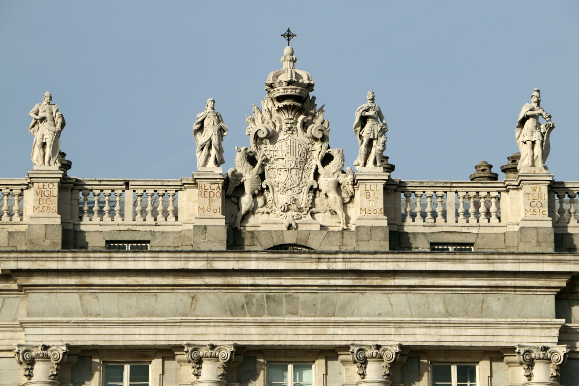 Palacio Real Madrid1