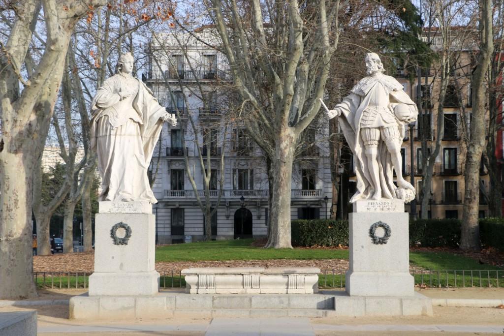 Plaza del Oriente Madrid3