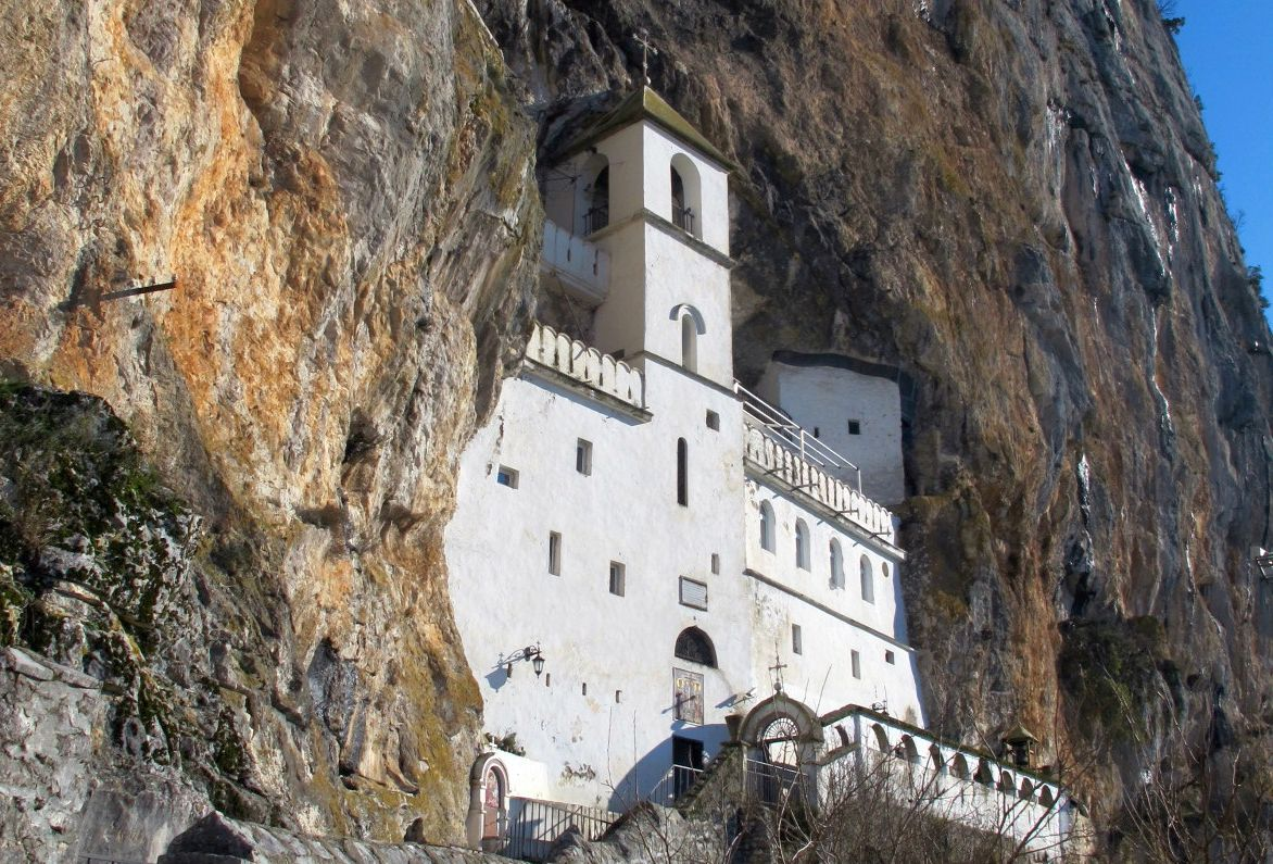 Ostrog - the most famous monastery in the Balkans 85