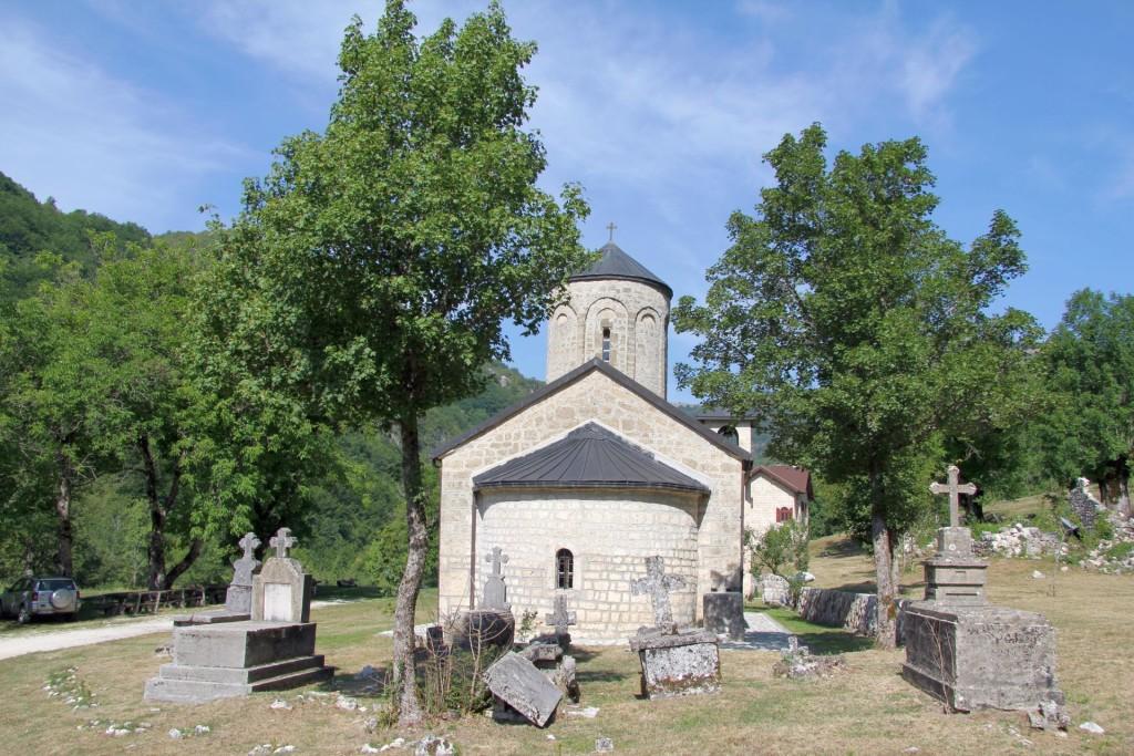 Podmalinsko monastery
