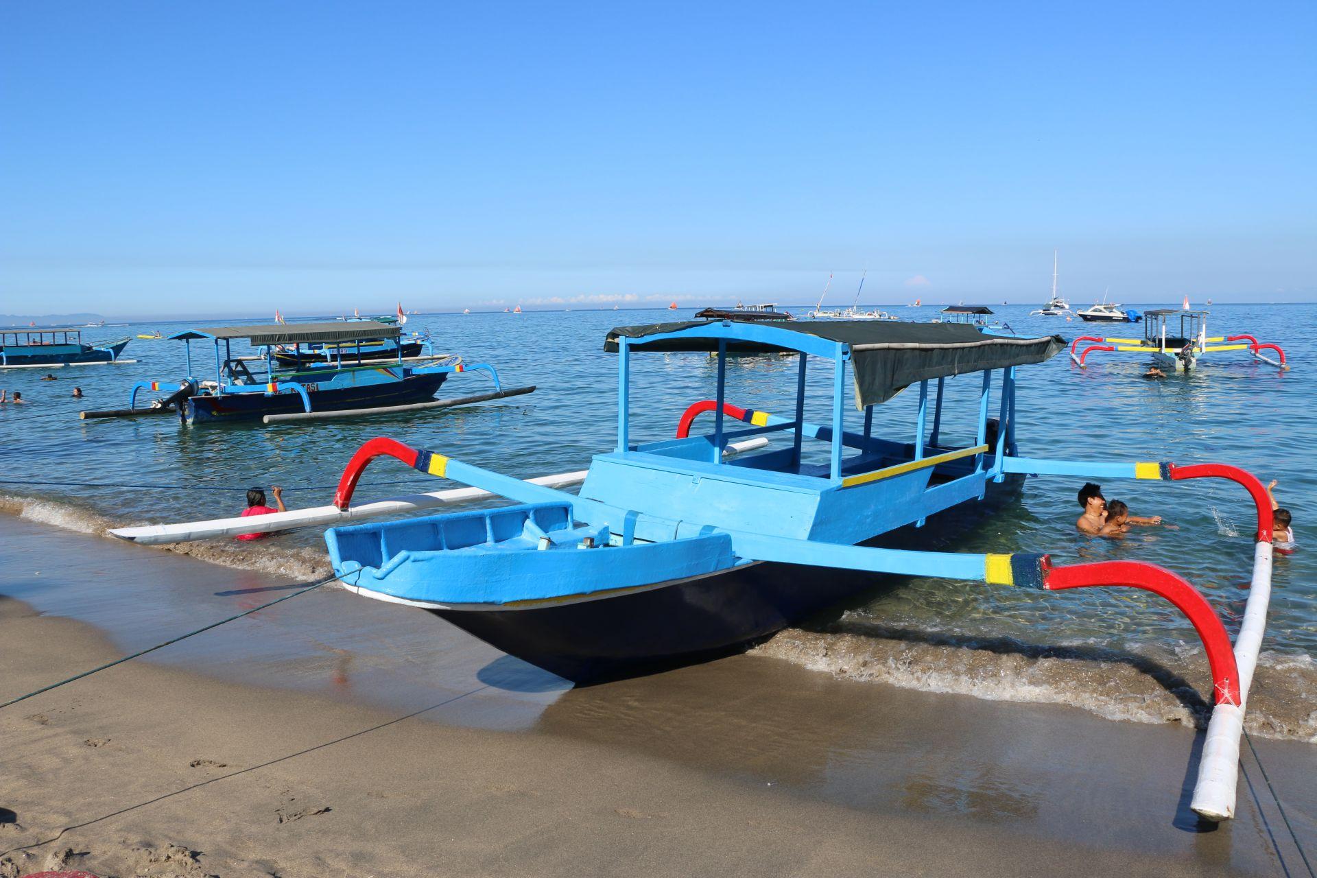 Bali1 Lovina beach
