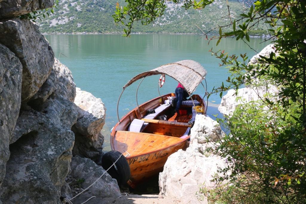 Skadar Lake7 Boat Milica