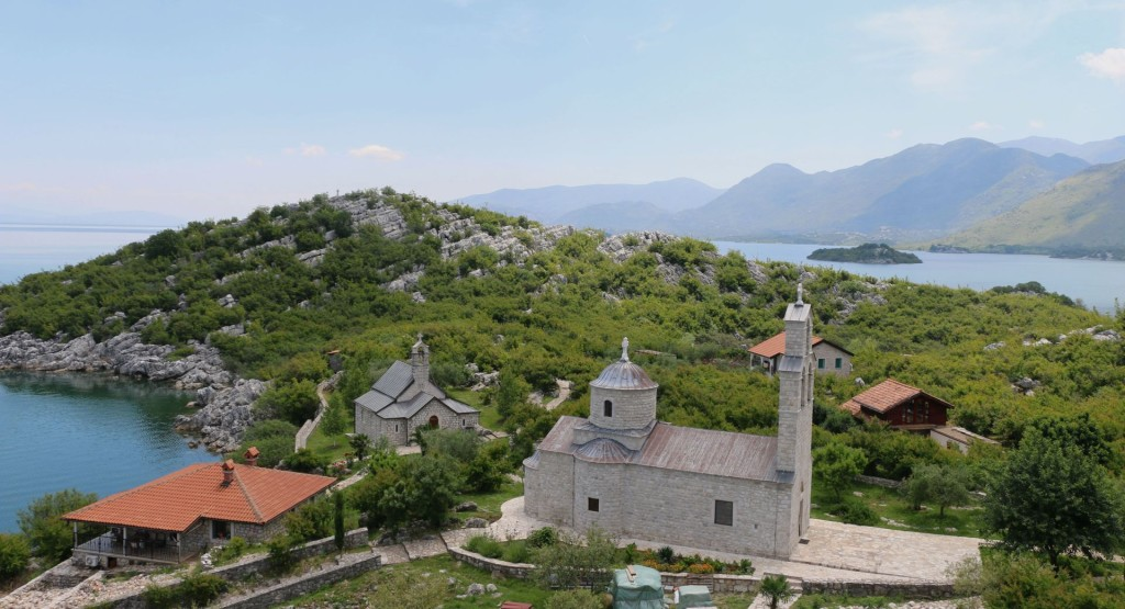 Skadar Lake8 Beska monastery