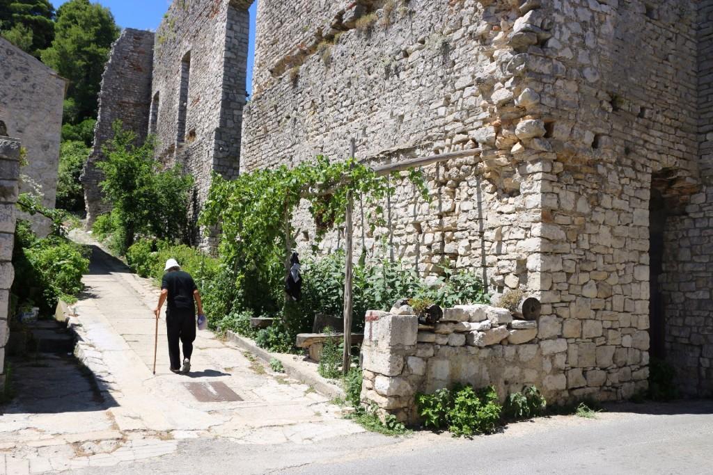 Mljet3 Polace castle