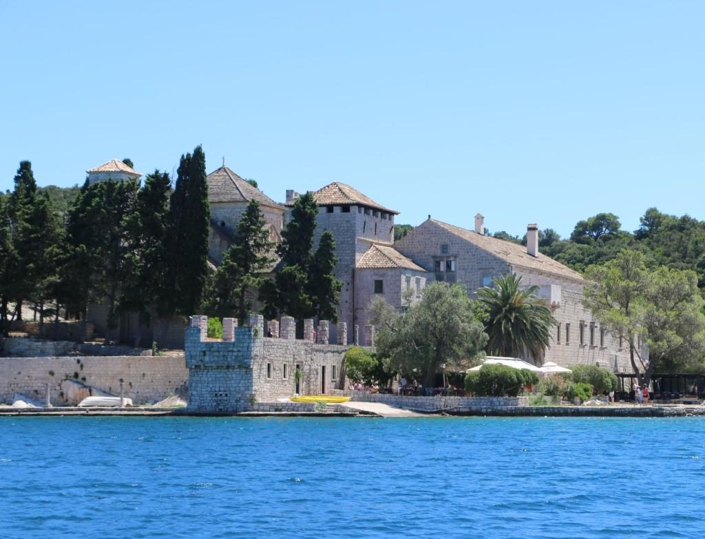 Mljet4 St. Mary's island