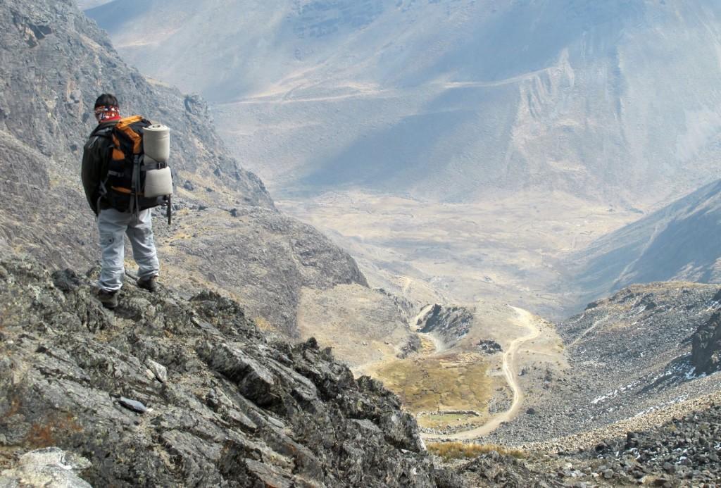 8 Bolivia Takesi trail1