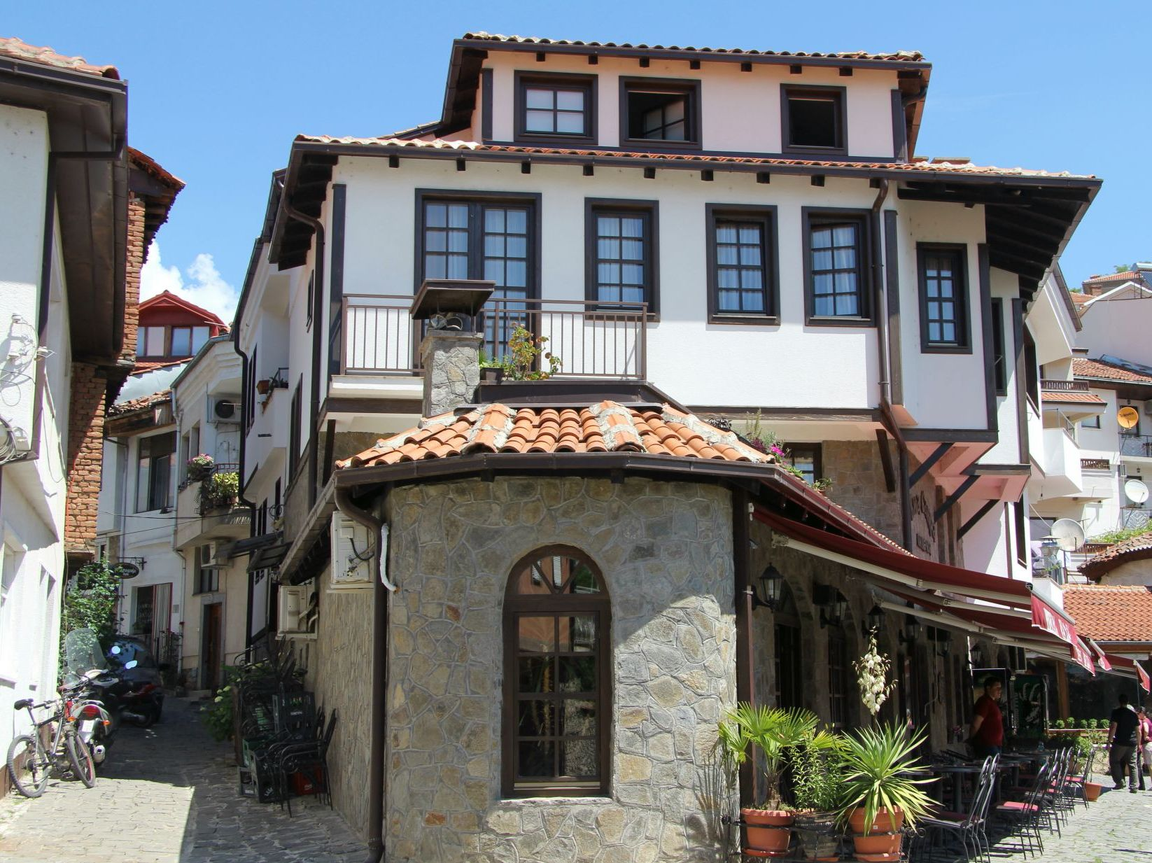 Ohrid1 old town