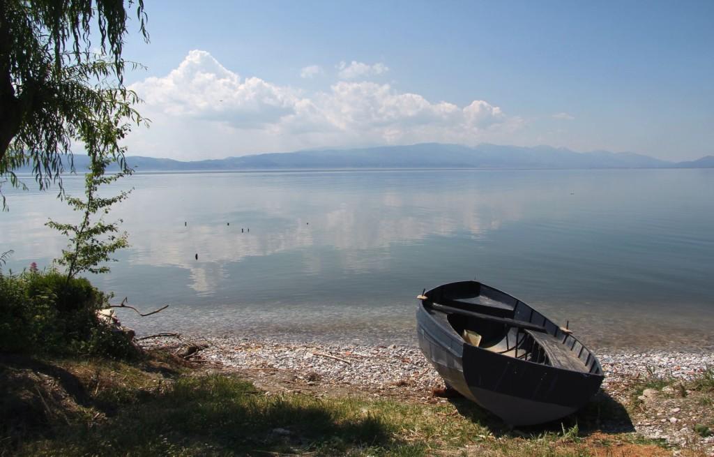 Ohrid8 Lake