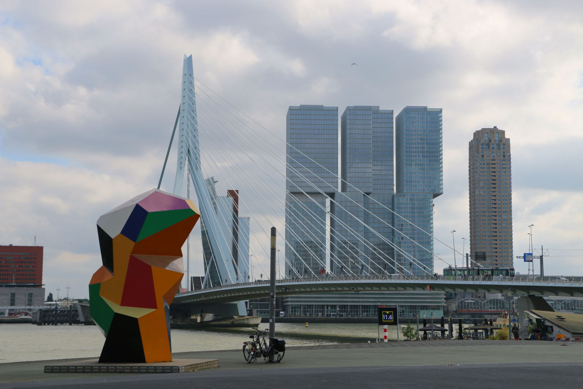 ROTTERDAM: THE DUTCH CAPITAL OF MODERN ARCHITECTURE