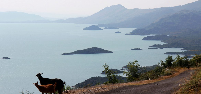 Skadar Lake Krajina
