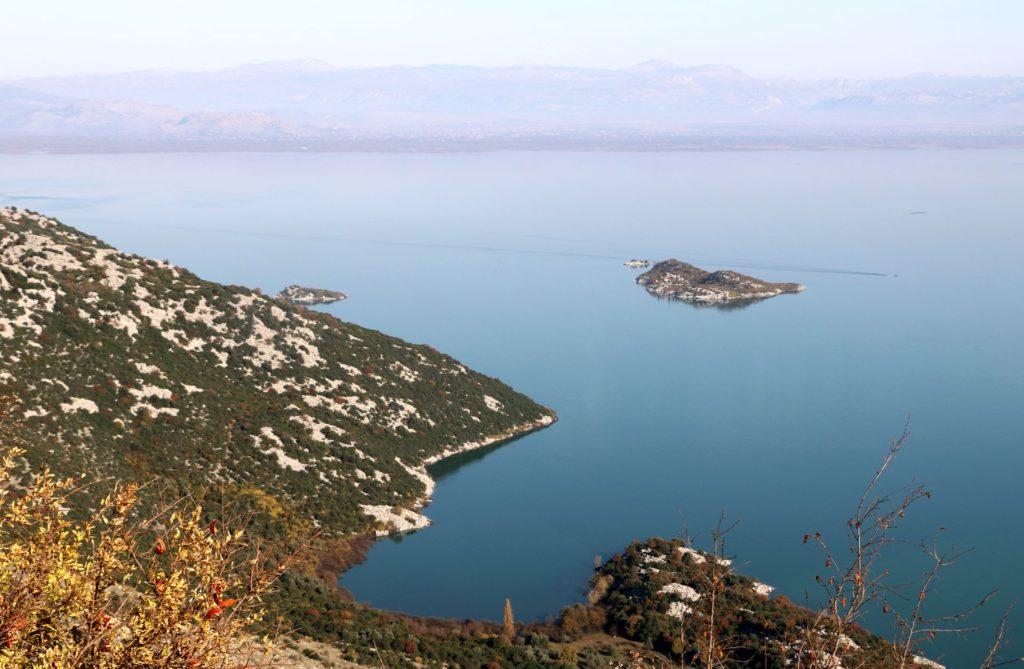 Island of Starčeva Gorica