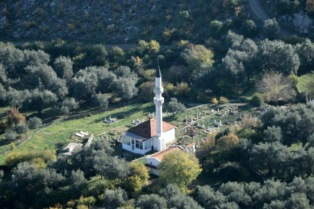 Mosque in Donji Murići