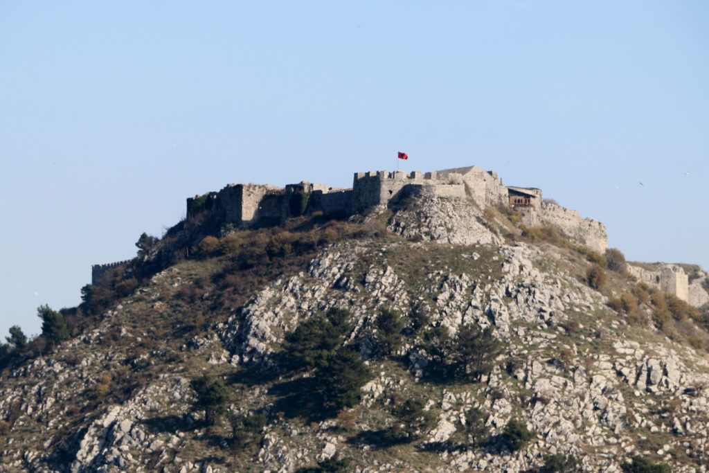 Shkodra Rozafa castle