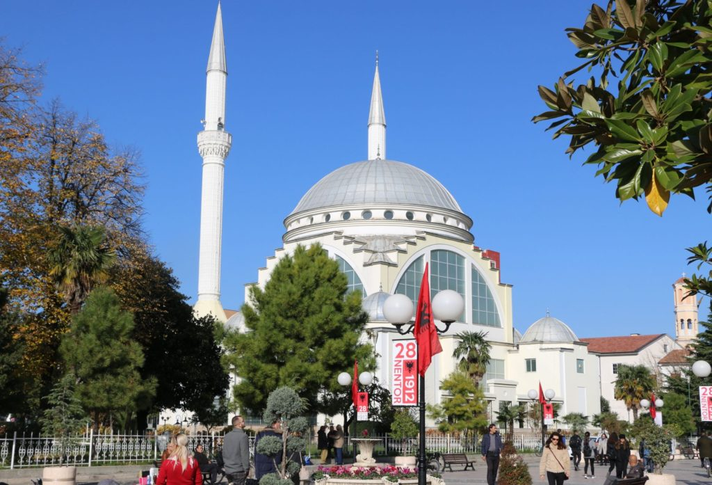 Shkodra big mosque