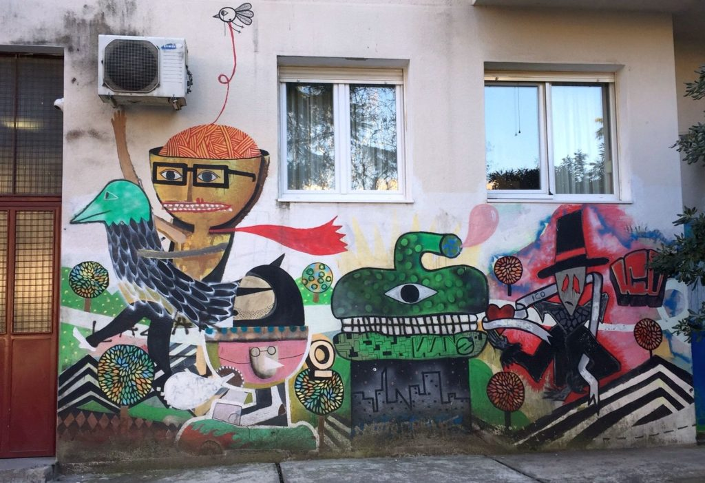 graffiti2 Podgorica