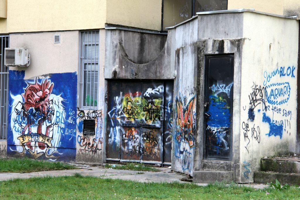 graffiti3 Podgoricca Blok 5