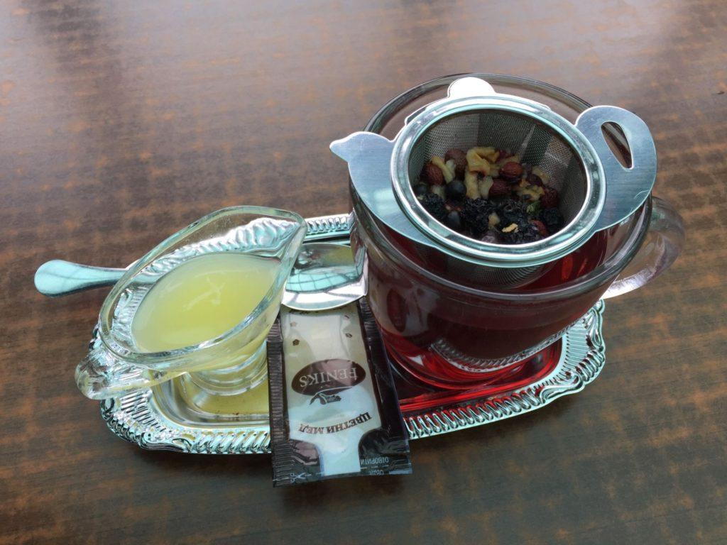 herbal tea Montenegro