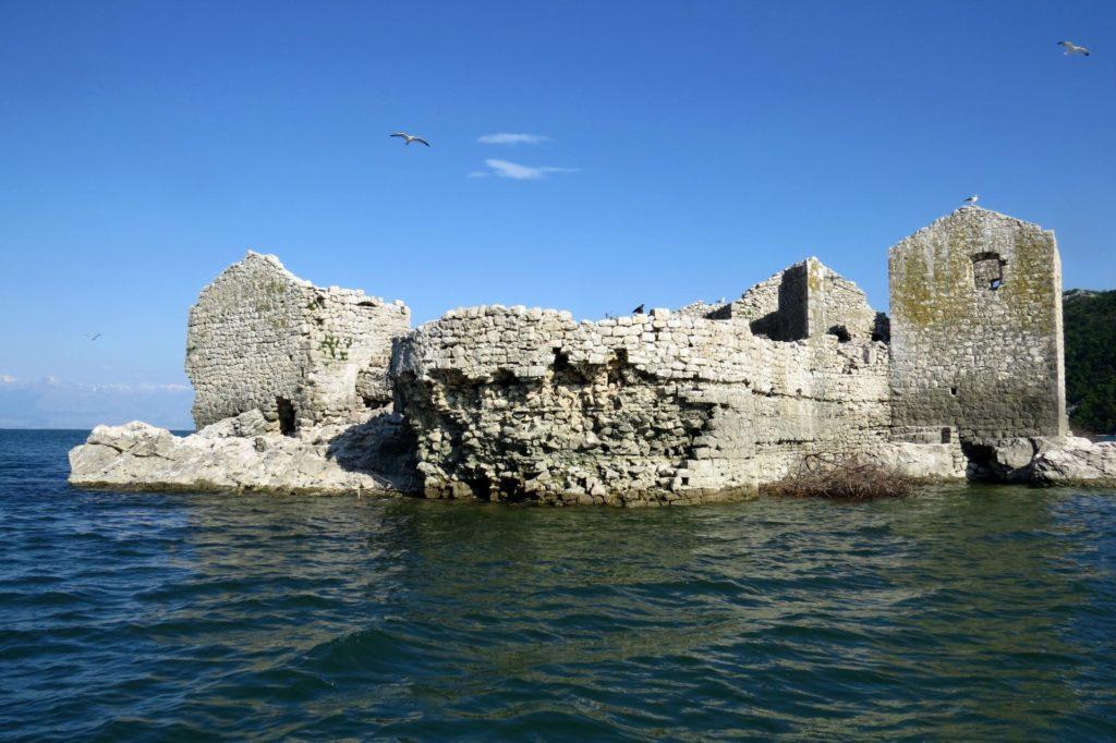 Grmozur Skadar Lake