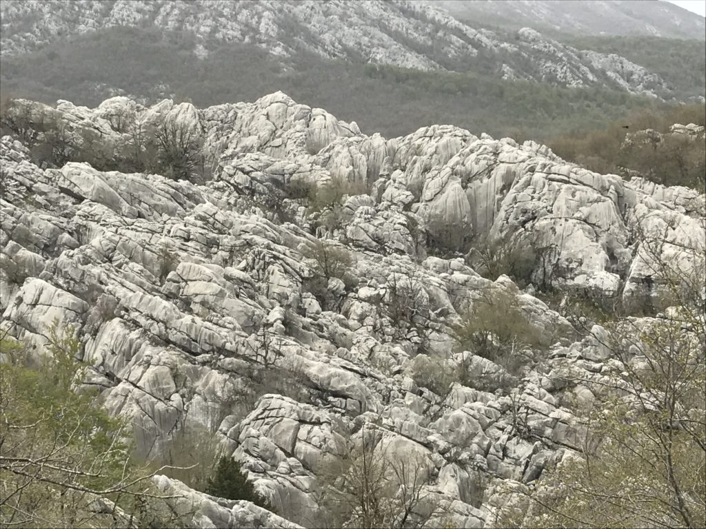 sea of stone Krivosije