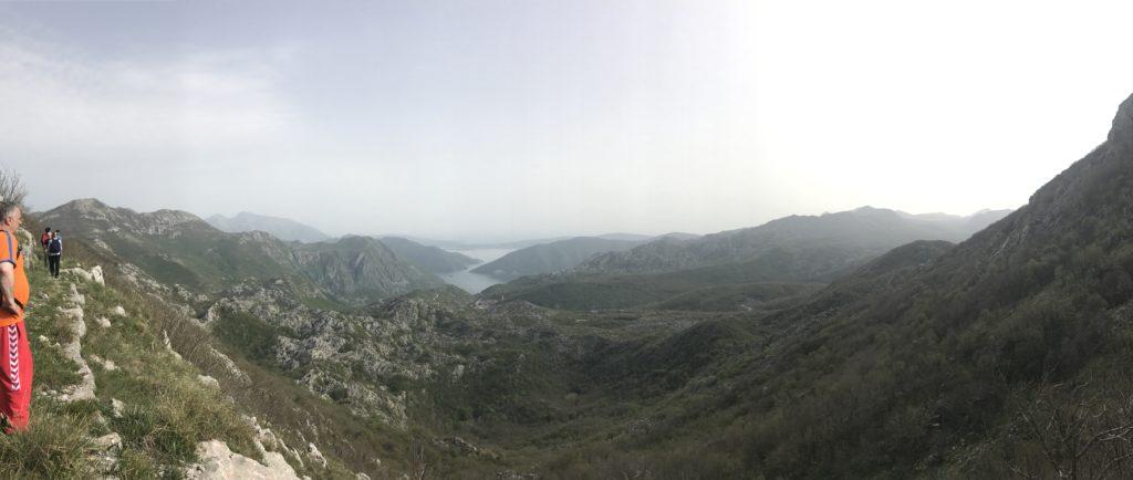 BokaBay view from Krivosije
