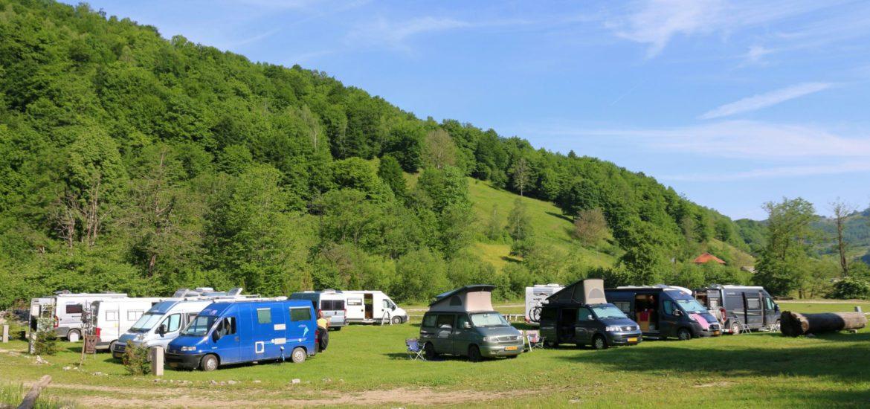 Etno selo Vukovic camping1