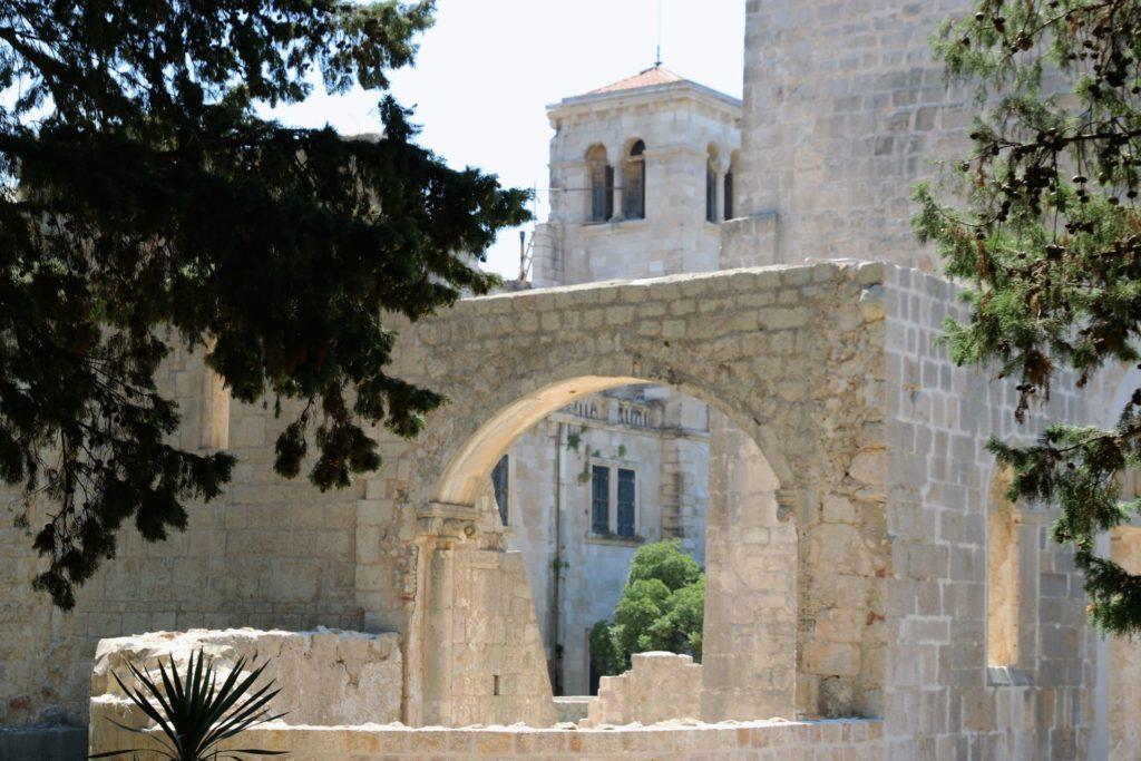 Lokrum4 Benedictine monastery