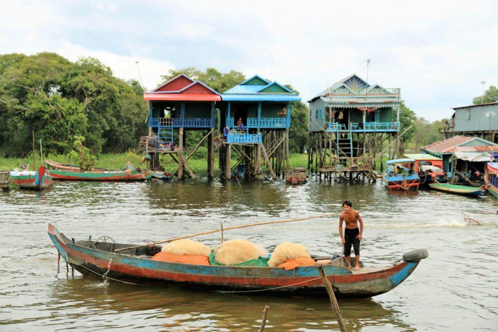 2 Cambodia Kampong Phluk