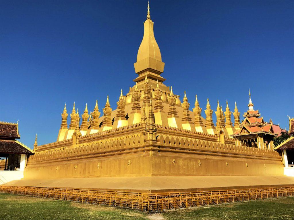 9 That Luang Vientiane