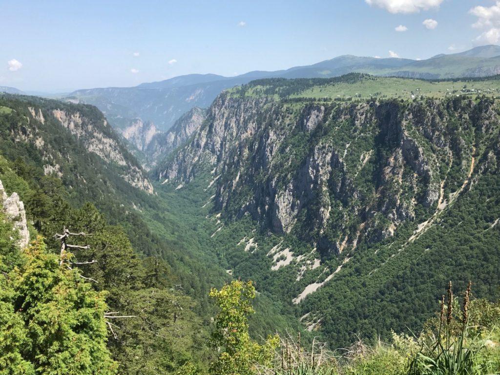 Sušica Canyon