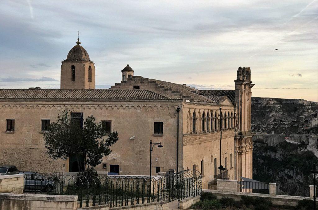 Matera S.Agostino monastery