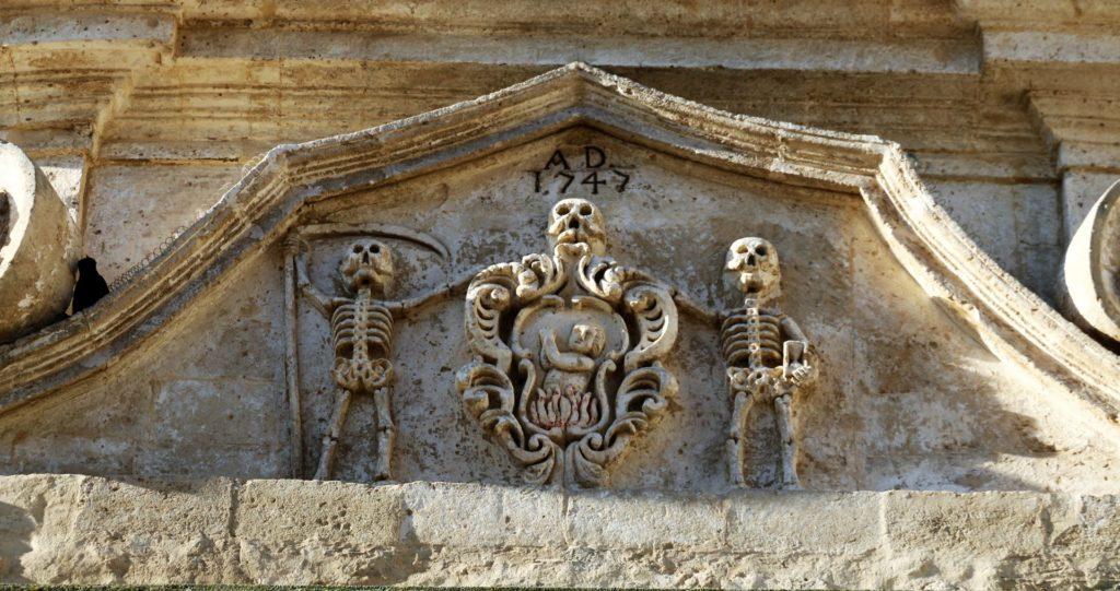 Matera Church of the Purgatorio