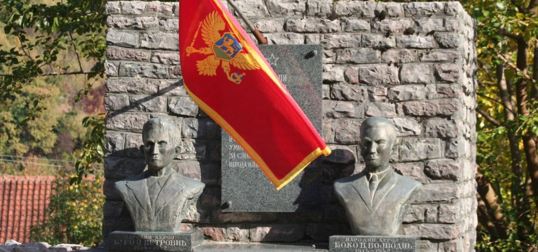 war monument Građani