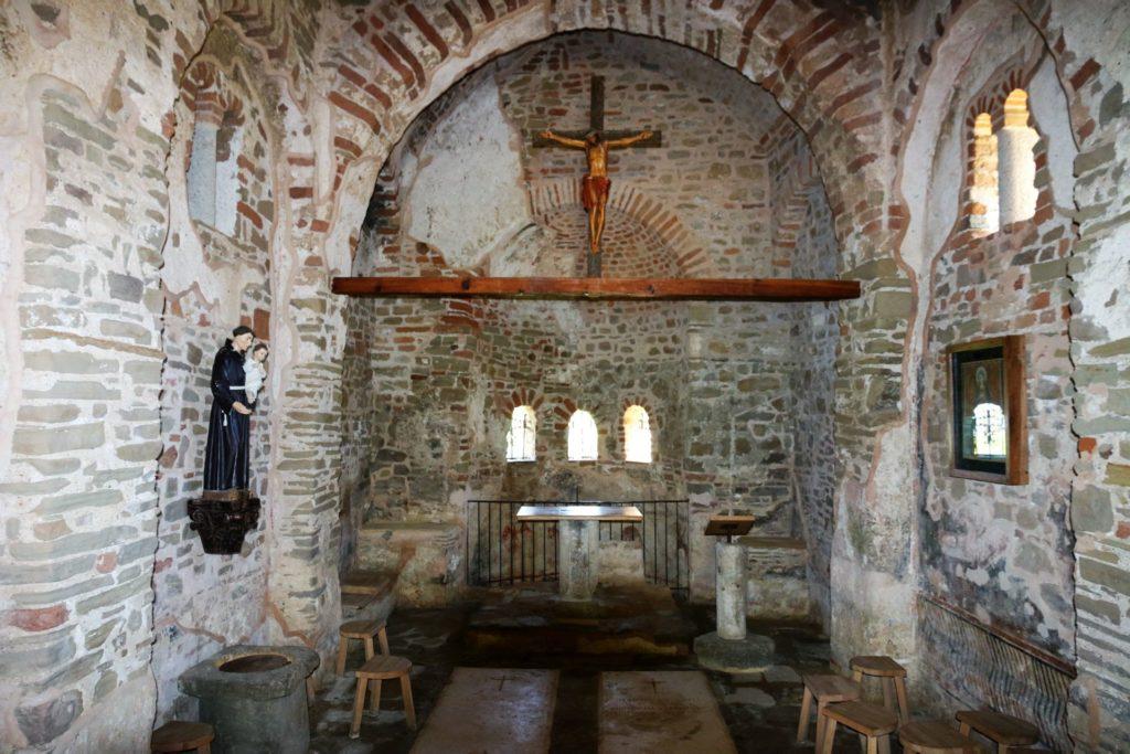 Cape of Rodon St Anthony church